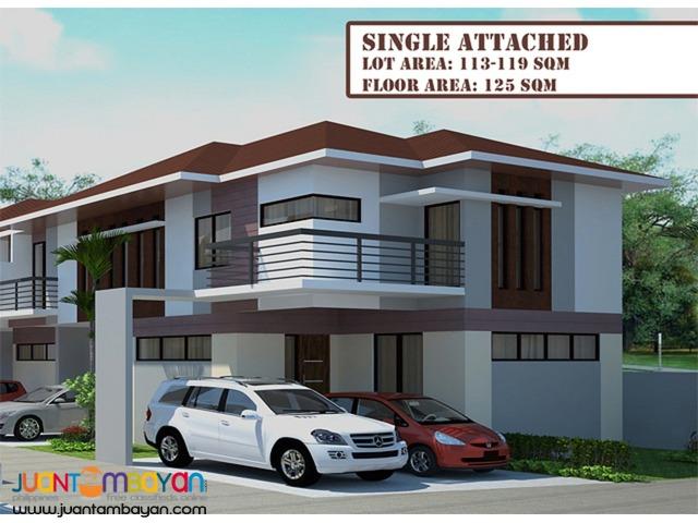 3 BR - TOWNHOUSE UNIT - St. Anthony Highway 77, Talamban, Cebu