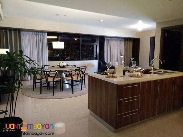 2 BEDROOM CLASSIC residential condo the alcoves by ayala cebu