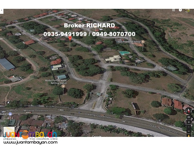 CARMEL HEIGHTS Governor Drive Dasmarinas Cavite Lots