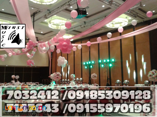 PARTY SUPPLY EQUIPMENT RENTAL SOUNDS LIGHTS@7032412,09155970196