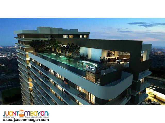 GRAND CORNER SUITE the alocves ayala premier cebu condominium