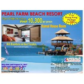 Pearl Farm Beach Resort Promo with Free Hong Kong Package
