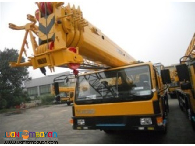 QY25K-II Tower Crane XCMG (25tons)