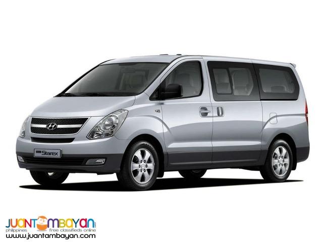 Hyundai Starex Rent