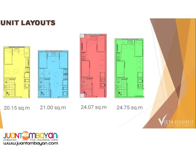 Vista Laon Laang Dormitel Investment