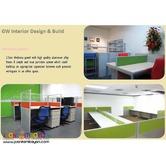 Workstation / Partition panel / Office divider