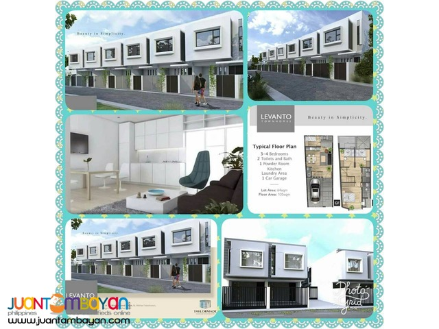 LEVANTO HOMES TAYTAY RIZAL