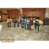 GUITAR LESSONS MANILA around Malate, Tondo and Sampaloc