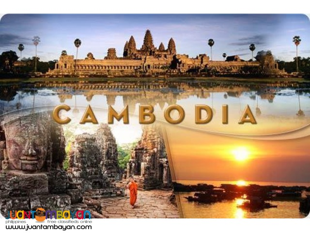 3D2N CAMBODIA PACKAGE + AIRFARE
