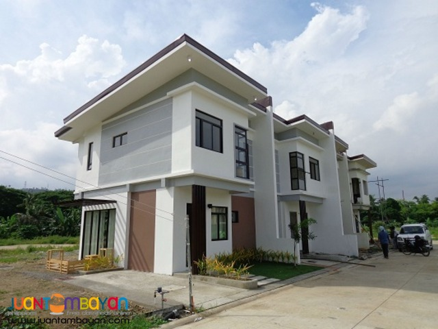 very accessible house and lot Kahale Residences Minglanilla Cebu