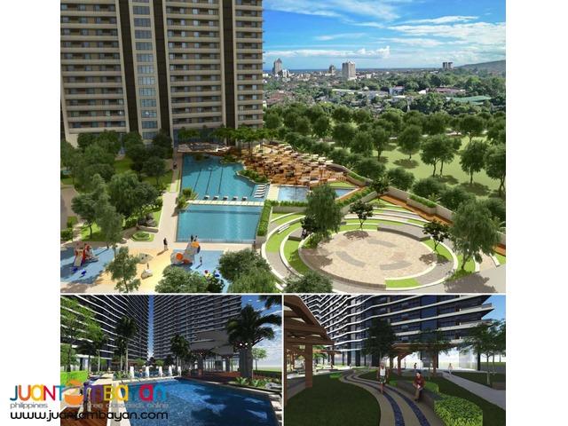 79 m² - 2 bedroom unit taft east gate cebu