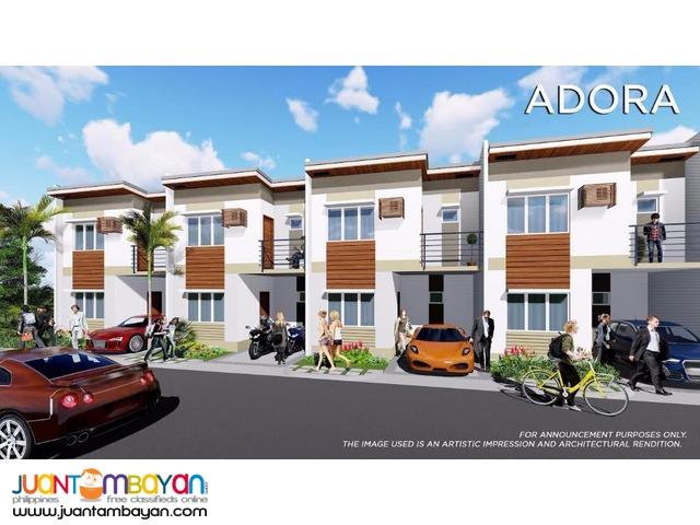 house and lot for sale MODENA SUBDIVISION LILOAN CEBU