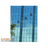 Commercial and High-Rise Window Cleaning Services
