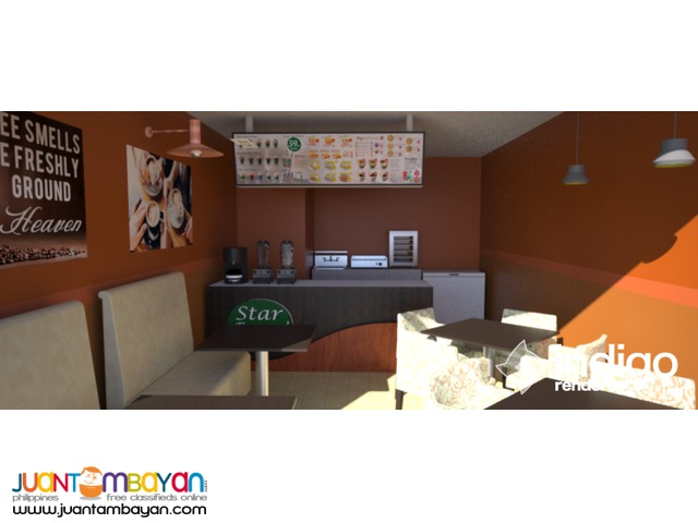Cafe, Snack Bar and Coffee shop Business