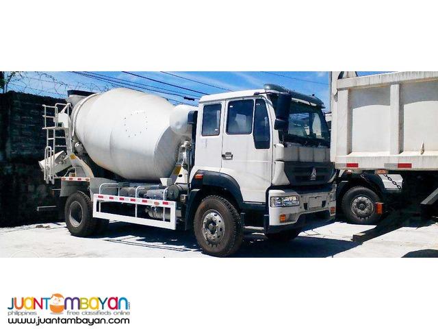 6 Wheeler C5B Huang He Mixer Truck, 220HP, 6m³