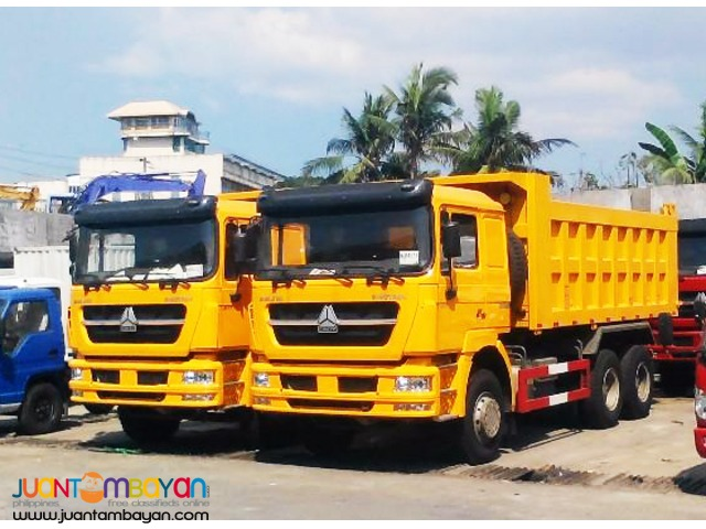 10 Wheeler    HOKA V7/HOKA/HOWO Dump Truck, 371HP, 20m³