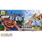 4D3N Saigon with Cuchi Tunnel & Mekong Delta + Airfare