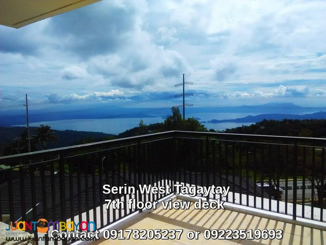 Tagaytay condo for sale
