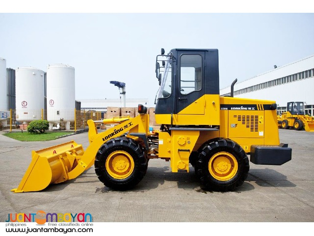 CDM816 Wheel Loader (Yituo Engine) .95m3 Capacity