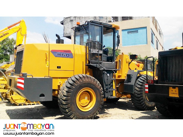 DM860 Wheel Loader (Weichai Engine)  3.5m3 Capacity
