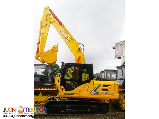 CDM6150 Hydraulic Excavator (Orig. Cummins-4BT) (0.56m3 Capacity