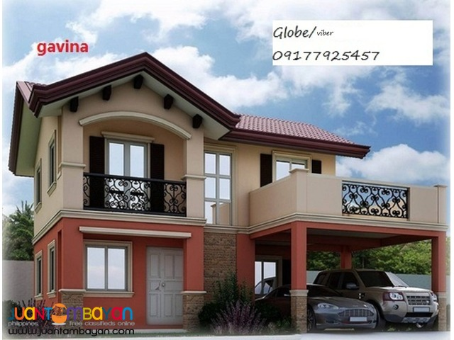 166 m² - gavina model 5b house riverfront by camella pit os cebu city