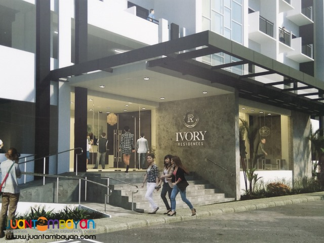 IVORY RESIDENCES----- STUDIO TYPE