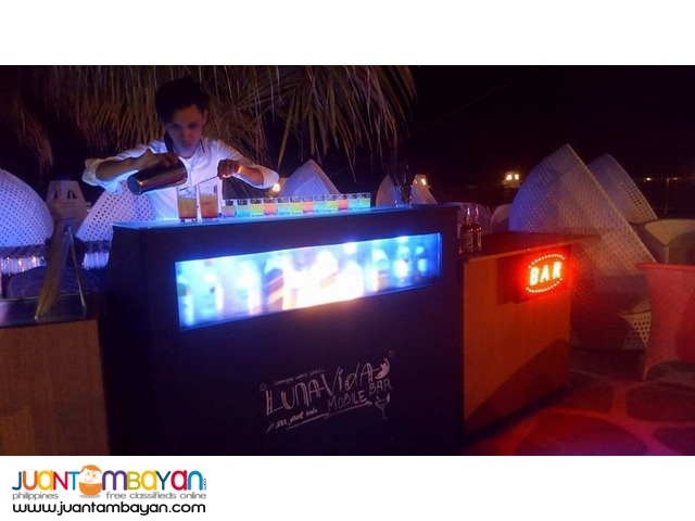 Mobile Bar and Tacos Bar Catering Service