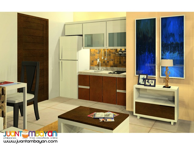 Perfect Studio Condominium at Residence 808