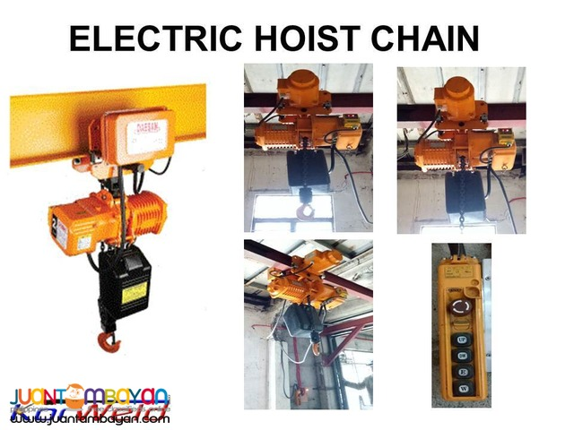 Electric Hoist Chain 2-Ton