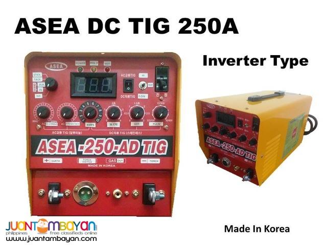 ASEA DC TIG 250A Inverter Type