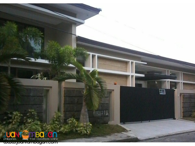 5 Br Ayala Alabang Brand New House For Sale Php 260M