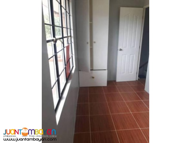 BLOOMFIELD TOWNHOUSE 8,900 MO. NEAR SHOPWISE ANTIPOLO