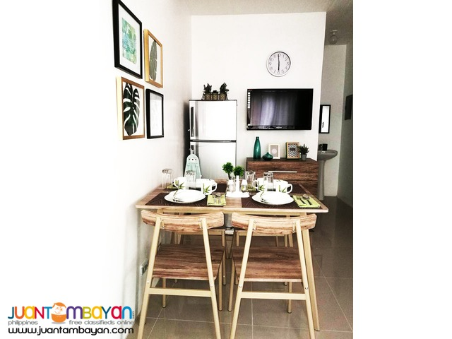For Sale 1 BR CONDO near ALABANG Muntinlupa