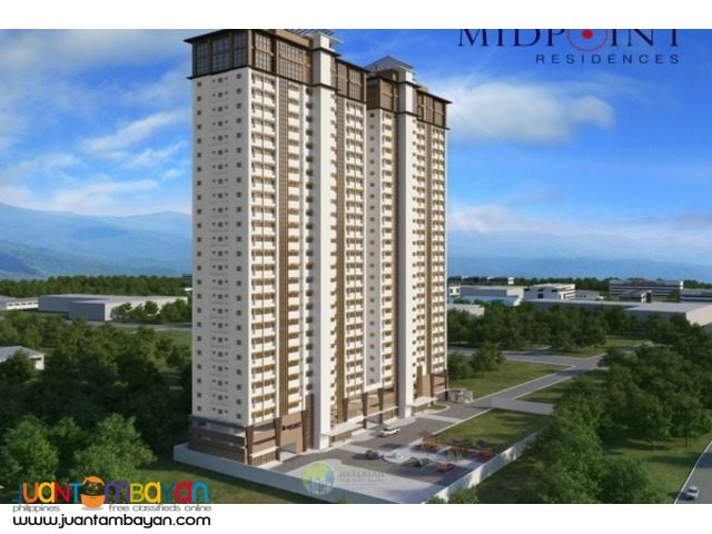 THE MIDPOINT RESIDENCES CONDO IN BANILAD, CEBU CITY