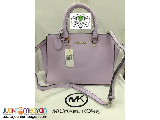 MICHAEL KORS BAG - MICHAEL KORS TOTE BAG WITH SLING