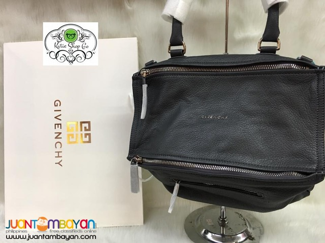 GIVENCHY PANDORA BAG - GIVENCHY BAG GENUINE LEATHER