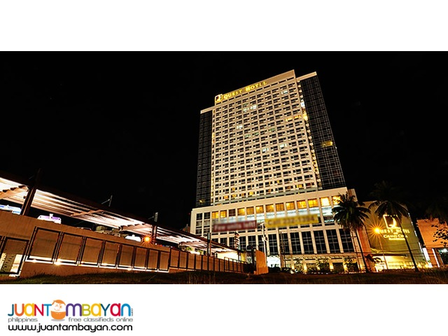 GRAND CENIA HOTEL AND RESIDENCES CEBU CITY