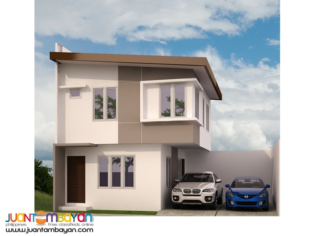 Brand New Townhouse in BF Parañaque