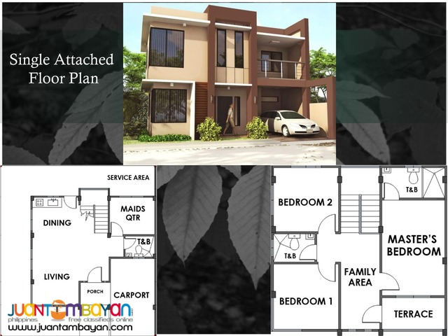4BR/3TB CHARLESTON HOUSE IN CONSOLACION CEBU