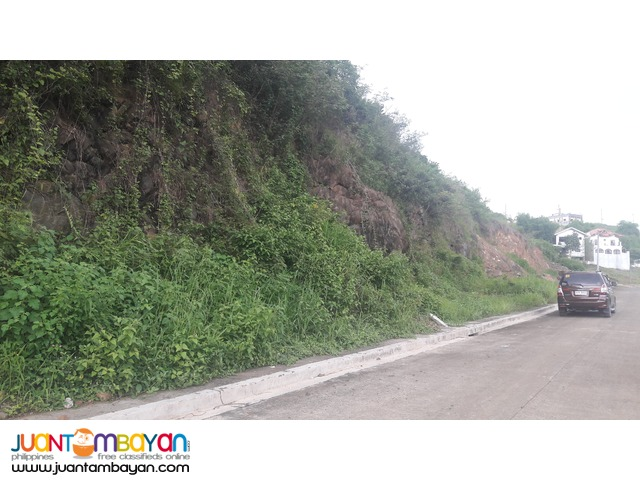 lot for sale in Monteverde Royale Taytay
