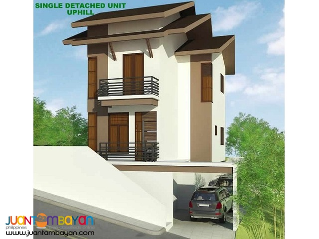 3BR/2TB UPHILL HOUSE IN SERENIS SUBDIVISION, YATI, LILOAN, CEBU