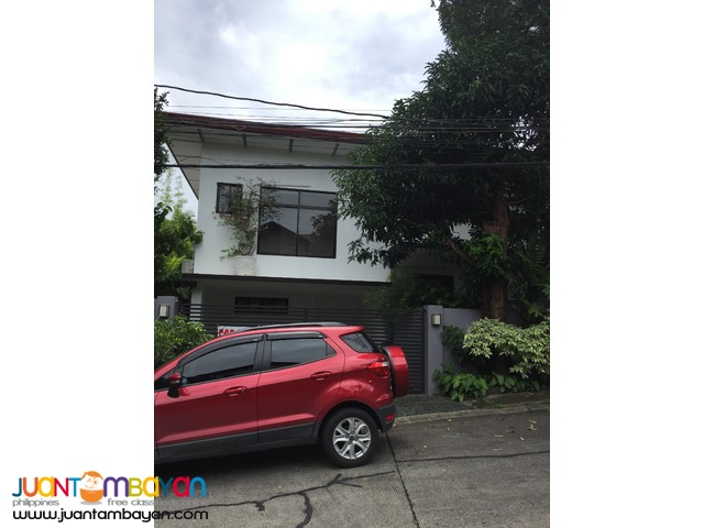 4BR Ayala Alabang For Sale Php 35M