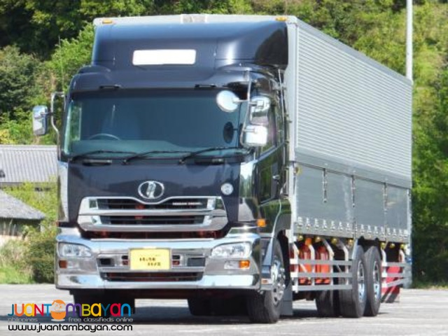 cargo trucking delivery services
