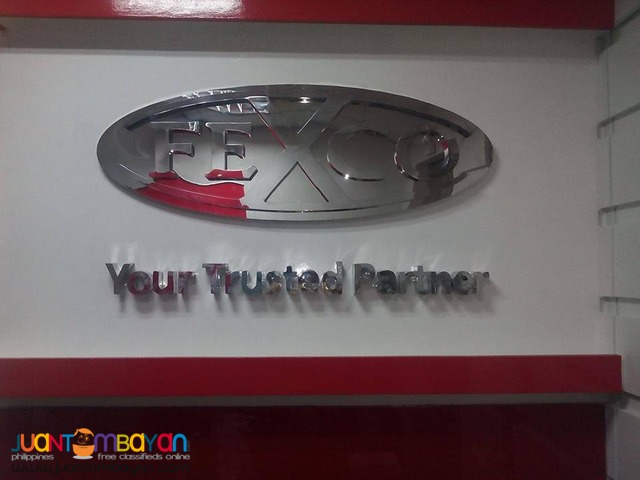 Stainless Signage Maker