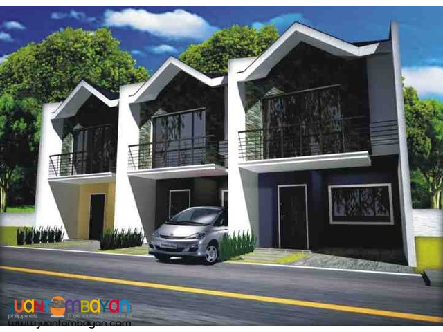4BR TOWNHOUSE AT NORTH GATE SUBDIVISION - LILOAN CEBU