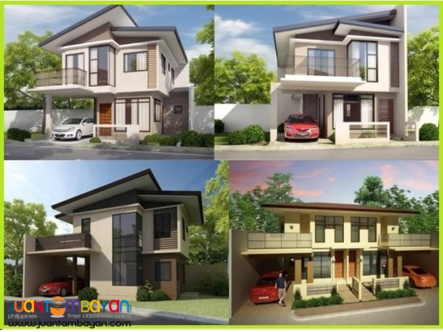 ELEGANT HOUSE AT ALBERLYN BOXHILL RESIDENCES TALISAY CITY, CEBU