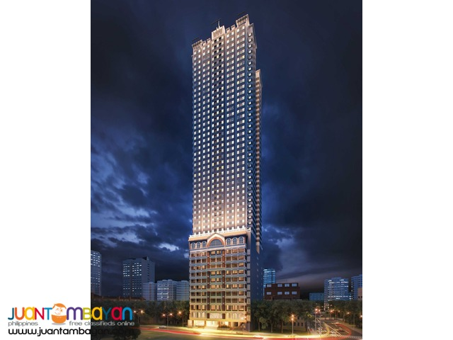 VICTORIA de Morato Quezon City Condo = Php 1,981,317 up