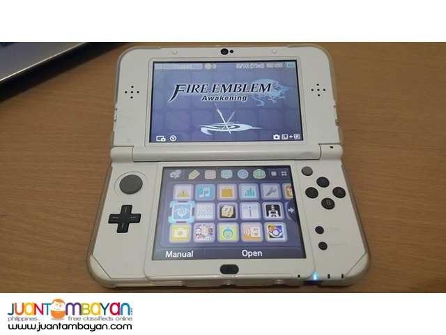 Nintendo 3DS XL fates edition with games