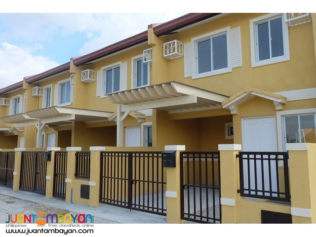 3br townhouse for sale in quezon city camella glenmont - Camella northpoint swimming pool rate ...